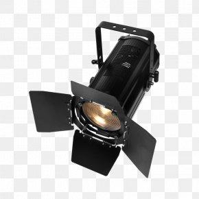 Led Stage Lighting Spotlights - Light-emitting Diode Fresnel Lens Fresnel Lantern Lighting PNG