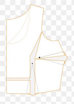 Line Angle Point Pattern - Paper Neck Line Pattern PNG
