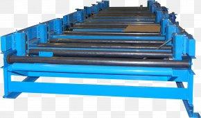 Conveyor System - Steel Electron-beam Welding I-beam Weld Line PNG