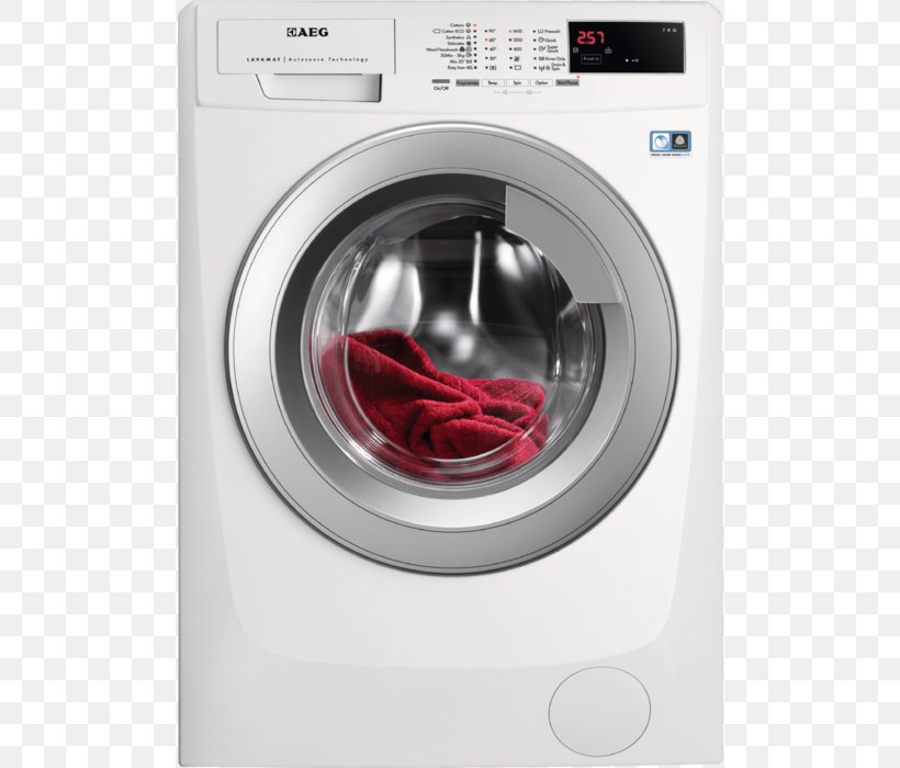 Aeg 914911341 Lavamatl68480fl Waschmaschine A 8kg Washing Machines Home Appliance Aeg L8fee965r Washing Machine Png