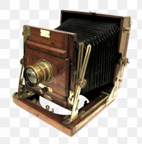 Vintage Camera - Kodak History Of The Camera History Of Photography PNG