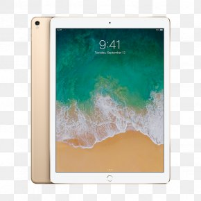 Wi-Fi256 GBSpace Gray IPad Pro (12.9-inch) (2nd Generation)Apple - Apple 10.5-inch IPad Pro PNG