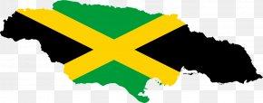 Jamaica Cliparts - Flag Of Jamaica Clip Art PNG