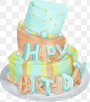 Birthday - Birthday Cake Happy Birthday To You Party Wish PNG