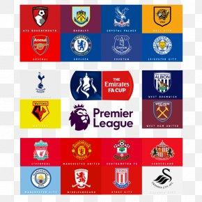 Premier League - Premier League FA Cup Logo Chelsea F.C. Brand PNG