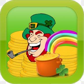 Gold Pot - Saint Patrick's Day Joke Irish People An Englishman, An Irishman And A Scotsman Humour PNG
