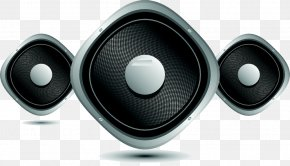Vector Audio Speakers Image - Subwoofer Loudspeaker Audio Electronics PNG