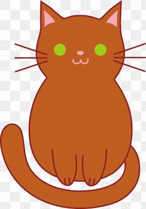 Kitten - Kitten Havana Brown Clip Art PNG
