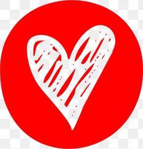 Heart Drawings Clip Art. PNG
