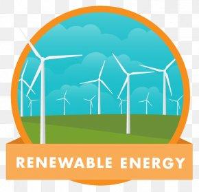 Energy - Renewable Energy Wind Power Renewable Resource Alternative Energy PNG