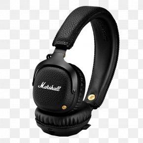 Headphones - Headphones Bluetooth Marshall MID BT Marshall Major II Xbox 360 Wireless Headset PNG