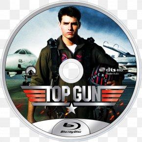 Top Gun - Tom Cruise Top Gun Blu-ray Disc Compact Disc DVD PNG