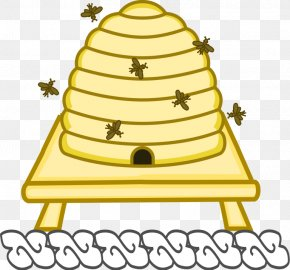 Beehive Clipart Nest - Christian Clip Art Vector Graphics PNG