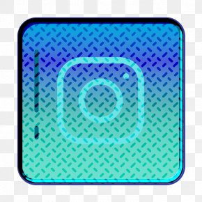 Technology Electric Blue - Instagram Icon Instagram Button Icon Instagram Logo Icon PNG