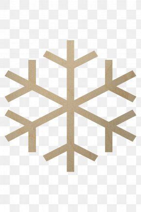 Snowflake Shape - Snowflake Icon Design Shape Clip Art PNG