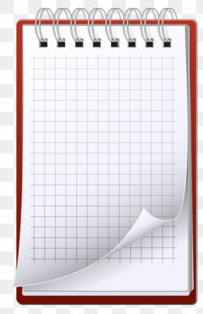 Notebook - Paper Idea Albom Wallpaper PNG
