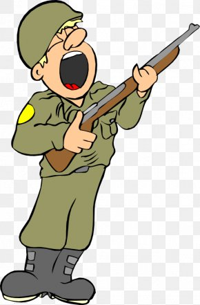 Wwi Soldier Cliparts - Soldier Army Military Free Content Clip Art PNG