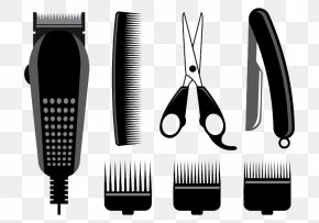 Scissors - Hair Clipper Barber Wahl Clipper Hairstyle Cosmetologist PNG