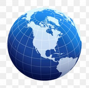 Earth Globe World Map - Software Development Database Business Development Computer Software PNG