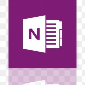 OneNote - Microsoft OneNote Computer Software Microsoft Office 365 PNG