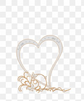 White Diamonds Love Butterfly Decoration - Picture Frames Butterfly Clip Art PNG