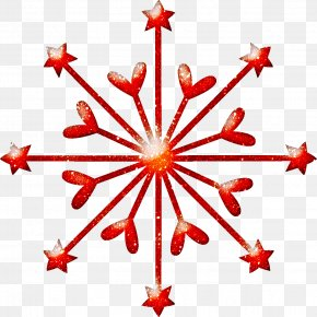 Red Snow - Snow Icon PNG