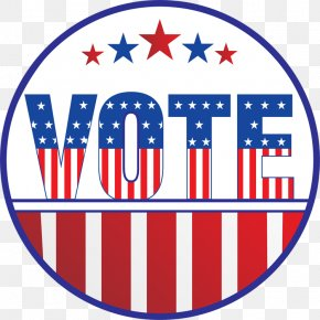 Politics - Election Day (US) Voting Clip Art PNG