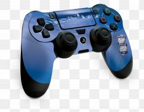 Blue Ps4 Controller - Liverpool F.C. PlayStation 4 Premier League Manchester United F.C. PNG