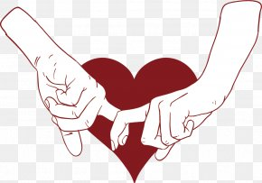 Holding Hands PNG