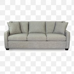 Wood Frame Sofa - Loveseat Couch Furniture Chair Upholstery PNG
