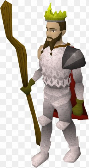 King Transparent - RuneScape PNG