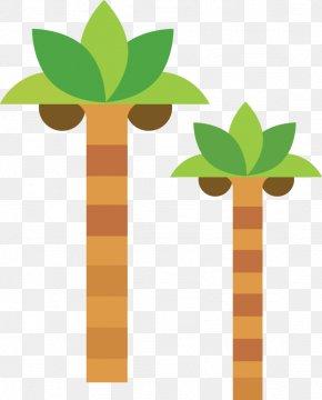 Cartoon Fresh Coconut - Computer Graphics PNG