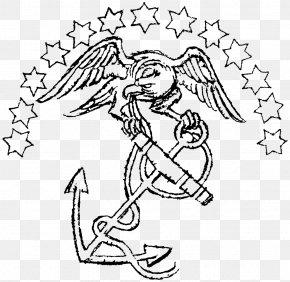 United States - United States Marine Corps Eagle, Globe, And Anchor Marines United States Navy PNG
