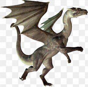 3D Dragon Clipart - 3D Computer Graphics Clip Art PNG