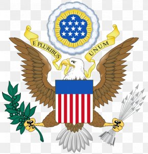 United States - Great Seal Of The United States Coat Of Arms Flag Of The United States Crest PNG