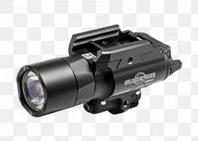 Laser Gun - Light-emitting Diode SureFire Laser Lumen PNG