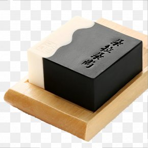 Charcoal Soap - Soap Cleanser Bamboo Charcoal U624bu5de5u7682 PNG