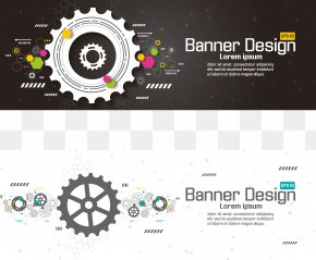 BANNERS Banner Design Vector Material - Banner PNG