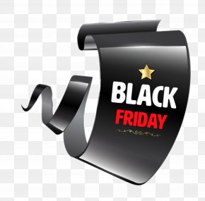 Black Friday - Black Friday Paper Web Banner Sales PNG