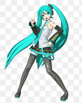 Hatsune Miku - Hatsune Miku: Project DIVA Arcade Future Tone Hatsune Miku: Project DIVA Extend MikuMikuDance PNG