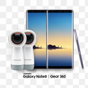 Samsung Galaxy Note 8 - Samsung Galaxy S8 Android Stylus Smartphone PNG