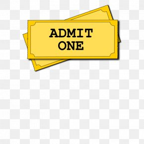 Ticket Cliparts - Ticket Cinema Film Clip Art PNG