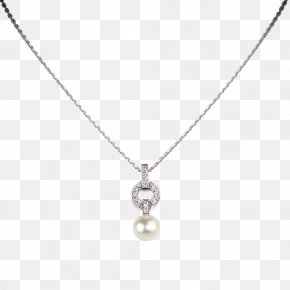 Pendant Image - Earring Necklace Diamond PNG
