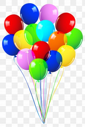 Bunch Of Balloons Image - Water Balloon Toy Water Fight Party Favor PNG