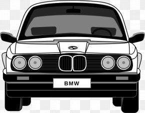Car - Car BMW 3 Series Clip Art PNG
