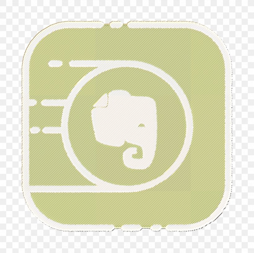 Social Media Icons Background, PNG, 1172x1166px, Evernote Icon, Art, Cartoon, Elephant, Elephants And Mammoths Download Free