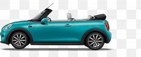 Mini Cooper Cabrio - MINI Cooper Range Rover Evoque Land Rover Mini Clubman PNG