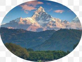 Travel - Phewa Lake Machapuchare Kathmandu Everest Base Camp Mount Everest PNG