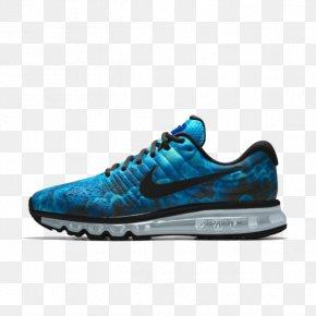 Men's Shoes - Nike Air Max Air Force Sneakers Shoe PNG