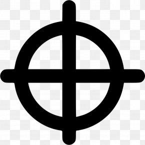 Crosshair - Gender Symbol Gender Equality Woman Clip Art PNG